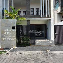 Rumah Cantik lokasi di lingkungan Elite Renon Denpasar Bali