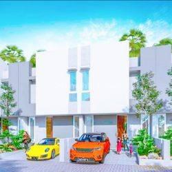Rumah idaman keluarga di Tangsel Hak Milik 2lt