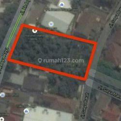 Tanah untuk kantor dan usaha di Jalan Kedoya Raya Jakarta Barat
