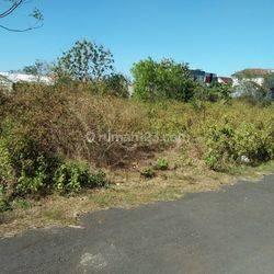 Tanah / The attractive land is in a strategic location at  Jimbaran, Badung, Bali
