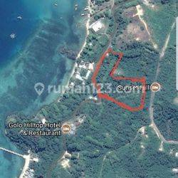 Labuan Bajo - Tanah peruntukkan Hotel & Resort