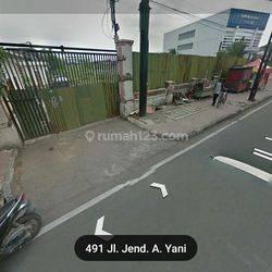 Tanah Bagus , ahmad yani , bandung , jawa barat , SHM , ex.plaza Kandaga .