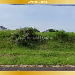 Tanah Matang dan Siap bangun di Budi Indah Bandung Utara Cluster Heliconia