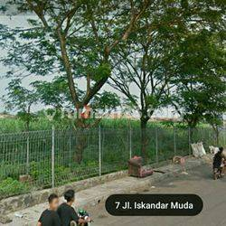 Tanah Strategis Belakang Bandara Sukarno Hatta Cengkareng