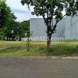Tanah huk kotak di Taman Giriloka BSD City
