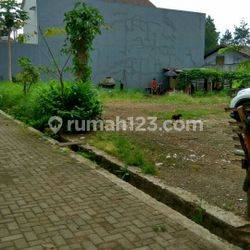 Tanah Datar siap bangun lokasi cipedes Bandung Utara