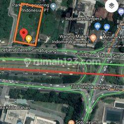 Tanah TB Simatupang...lokasi seberang Trackindo..negoo...081807791114