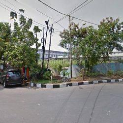 Lahan tanah di Ancol, Zonasi Industri, Harga dibawah NJOP