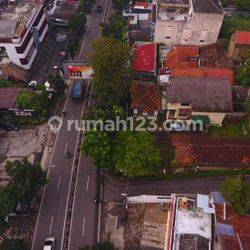 Dijual   Rumah + Tanah   Surya Sumantri Bandung