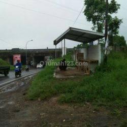 Tanah Murah,strategis pinggir jalan di Bandung