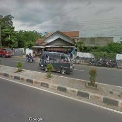 Tanah pinggir jalan raya Serang Pandeglang Tangerang
