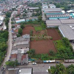 Tanah Untuk Industri di Gandasari, Curug, Tangerang