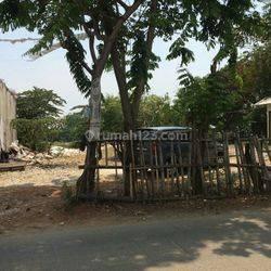 Tanah di Pinggir Jalan Harapan Indah Bekasi