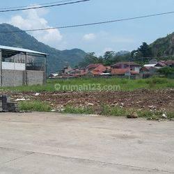Tanah Kavling siap Bangun lokasi kawasan pergudangan Bandung