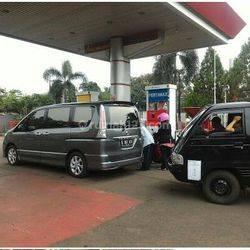 SPBU Pola Baru Jalan Raya Lenteng Agung Jakarta Selatan