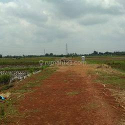 Tanah 800 Rb/m2 Raya Serang Banten