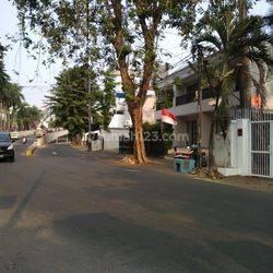 Rumah di Jl.Permata Hijau Raya, Jakarta Selatan.