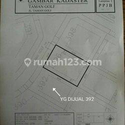 TANAH DI TAMAN GOLF LIPPO KARAWACI