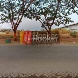 Tanah datar Siap Bangun @ Kawasan Industri Wijaya Kusuma 3840