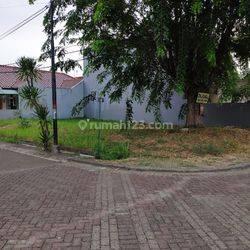 Kavling duta garden hook hoek siap huni dekat bandara harga murah, jauh dibawah developer