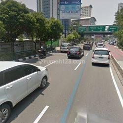 Tanah di Jl. S. Parman, Jakarta Barat