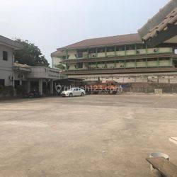 Tanah Komersil di Semper Raya Jakarta Utara
