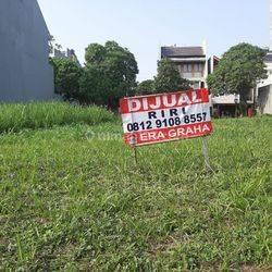 Tanah Villa Pondok Indah Dekat Gandaria City Mall dan 5 Menit Ke Plaza Senayan