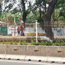 Tanah Strategis di Pinggir Jalan Panjang