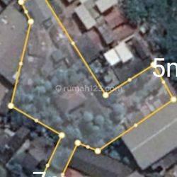 Tanah siap bangun seluas 4000m² SHM di daerah strategis tangerang, bentuk tanah ngantong. Nego.