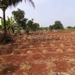 Tanah di pinggir jalan