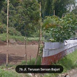 Tanah Sersanbajuri Cihideung Mainroad cocok untuk Usaha