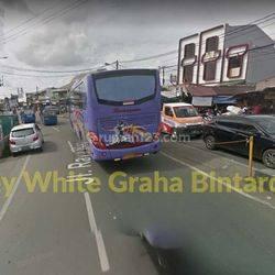 Tanah di Jl Raya Bogor - Cisalak