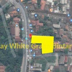 Tanah di Jl Raya Bogor - Jakarta