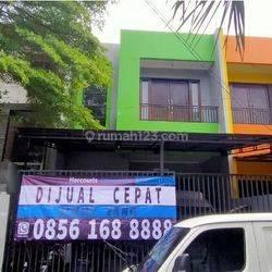Rumah Green Ville Murah di Kebon Jeruk, Jakarta Barat