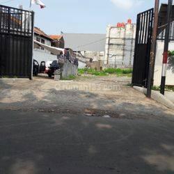 Tanah kosong cocok buat bengkel strategis Percetakan Negara Jakarta Pusat