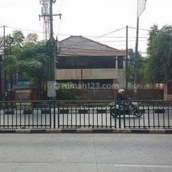 Dijual Tanah Lokasi Bagus Pinggir Jalan Sultan Agung Bekasi