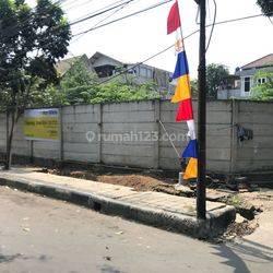 Tanah Murah Di Kawasan Elite Setiabudi Jakarta Selatan