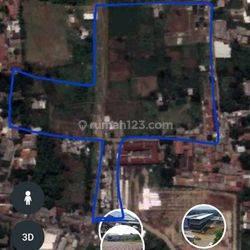 tanah pondok cabe Tangerang
