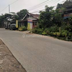 Tanah Strategis Di Depan Gerbang TOL Kukusan Depok, Jawa Barat