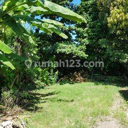 8Are Land for lease in peaceful Location Sanur
