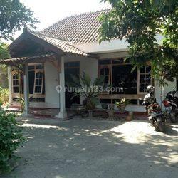 Tanah Bonus Rumah Area Kraton Jogja