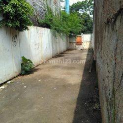 Tanah  Siap Bangun di Jalan  RS Fatmawati Luas Tanah 800m2