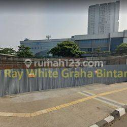 Disewakan Tanah Hoek di Jl Warung Buncit, Jakarta Selatan