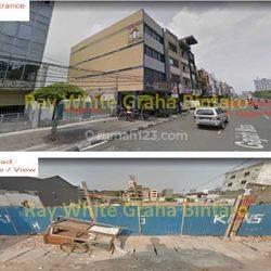 For Sale Commercial Plot (Tanah) at Gajah Mada