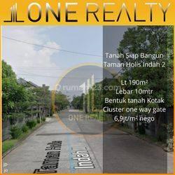 Taman Holis Indah 2 Kavling Siap Bangun