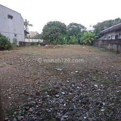 Tanah Kavling Kosong 950 m2 - Palmerah Barat - Dekat Pasar/Stasiun Palmerah - Jakarta Barat