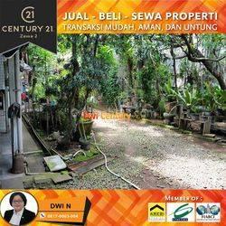 Tanah Zona Ungu K1, Cocok Untuk Perkantoran Di Salemba Raya, Jakarta