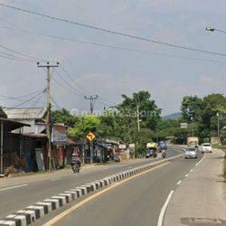 Tanah murah Kemang jalan raya Bogor Jakarta