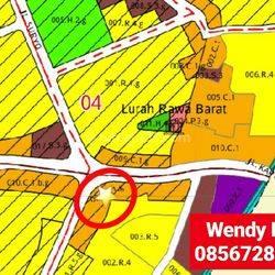 TANAH / RUANG USAHA / KANTOR at Jl. WIJAYA, JAKARTA SELATAN T/B. 644/376 (FOR SELL)