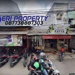 Tanah Komersil 373 m2 ROW 10 21 Juta/m2 Nego Meruya Samping Kampus Mercu Buana Jakarta Barat ERI Property